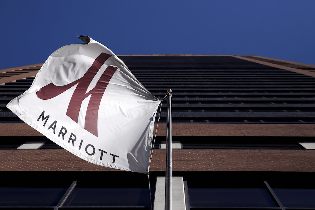 Marriott Hackers